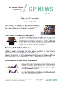 Gp Resources Ocean View Physiotherapy